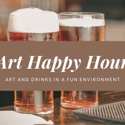 Art Happy Hour