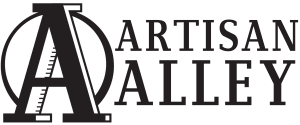 Artisan Alley Logo - Transparent